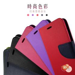 for SAMSUNG Galaxy A7 2018( A750G )6吋新時尚側翻皮套