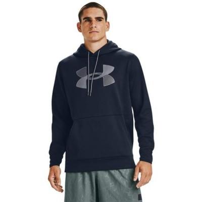 ユニセックス パーカー Armour Fleece Big Logo Hoodie