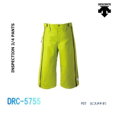 DESCENTE INSPECTION 3/4 PANTS DRC-5755 PST デサント スキーパンツ