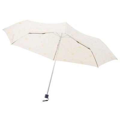 中谷雑貨NaturalBasic BOUQUET ブーケット オフ白 折畳み 傘 720-008 OWオフホワイト