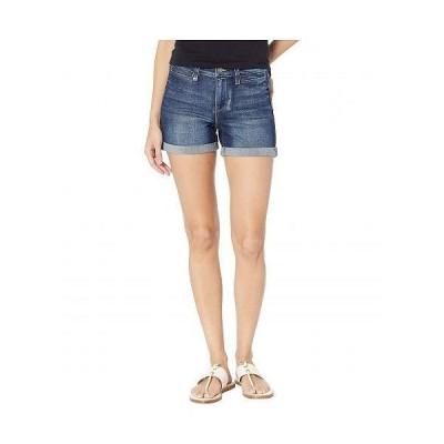 Liverpool ライブプール レディース 女性用 ファッション ショートパンツ 短パン Vickie Welt Pockets Shorts - Castle