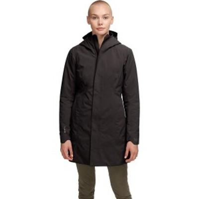 アークテリクス レディース ジャケット・ブルゾン アウター Durant Insulated Coat Black