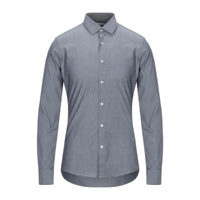 ジョゼフ JOSEPH シャツ グレー 39 コットン 100% シャツ