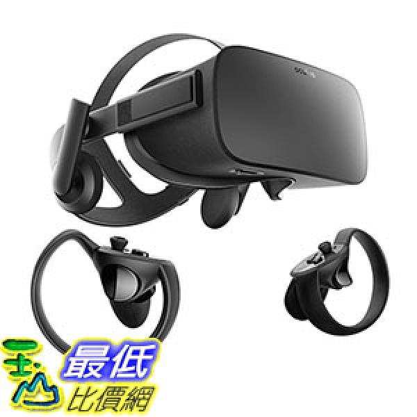 [107美國直購] Oculus Rift VR虛擬實境+touch 全新