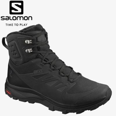 サロモン SALOMON OUTblast TS CSWP L40922300 メンズシューズ