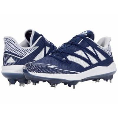 アディダス メンズ スニーカー シューズ Afterburner 7 Team Navy Blue/Footwear White/Team Navy Blue