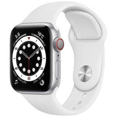 アップル Apple Watch Series 6(GPS + Cellularモデル) M06M3JA