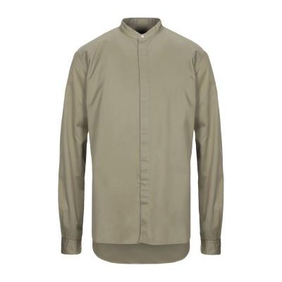W!5E シャツ ミリタリーグリーン 40 コットン 100% シャツ