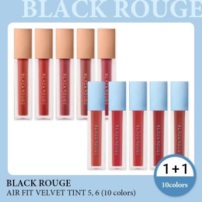 [1+1] Black Rouge  Air Fit Velvet Tint  ( BAM / BLOOMING GARDEN ) ブラックルージュエアフィットベルベットティント (A23~A32)