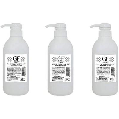 セルケア GF プレミアムシリーズ アミノローション 化粧水 500ml ×3セット