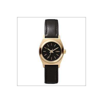 ニクソン NIXON 腕時計 A509-010 THE SMALL TIME TELLER LEATHEAR スモールタイムテーラ レザー レディース