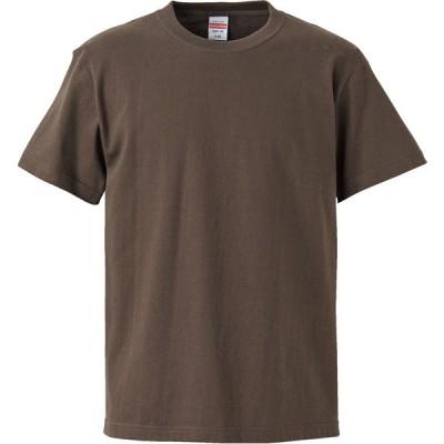 UnitedAthle ユナイテッドアスレ 5.6オンスTシャツ ガールズ  500103C チャコール