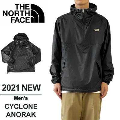 ノースフェイス ナイロン ジャケット メンズ THE NORTH FACE サイクロン アノラック プルオーバー 撥水 パーカー M CYCLONE ANORAK NF0A5A3H