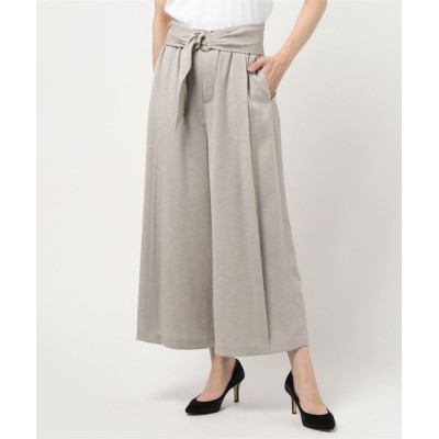 en recre / 【Yangany】タックワイドパンツ WOMEN パンツ > パンツ