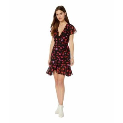 Betsey Johnson ベッツィジョンソン ドレス 一般 French Kiss Wrap Dress