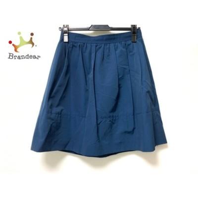エストネーション ESTNATION スカート サイズ38 M レディース ブルー bis     スペシャル特価 20200509