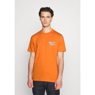 カーハート メンズ ファッション PICNIC IN PARIS - Print T-shirt - hokkaido