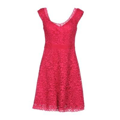 リュー ジョー LIU •JO ミニワンピース&ドレス フューシャ 38 コットン 67% / ナイロン 19% / レーヨン 14% ミニワンピー