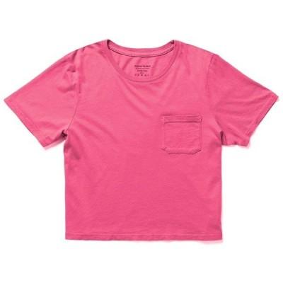 リッチャープアー レディース Tシャツ トップス Richer Poorer Boxy Crop T-Shirt - Women's