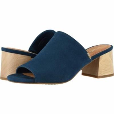 トムス TOMS レディース サンダル・ミュール シューズ・靴 Grace Mule Majolica Blue
