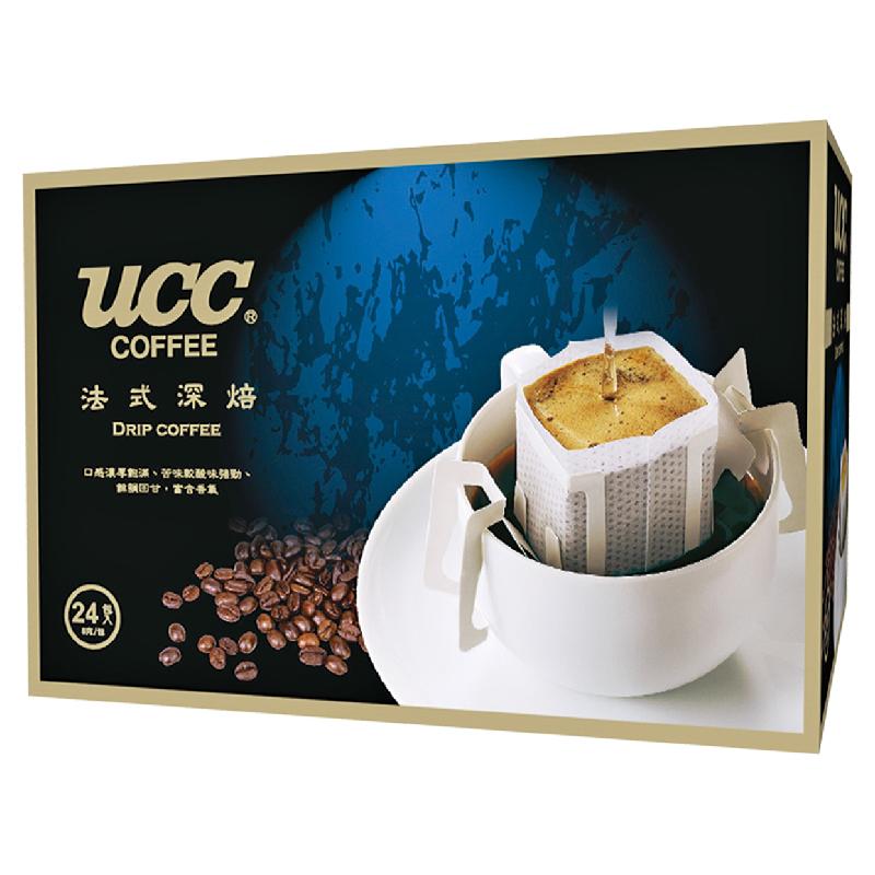 UCC法式深焙濾掛式咖啡
