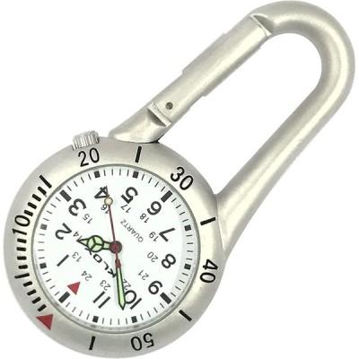 Clip-On Hiker Watch - Silver(クリップオンハイカーウォッチ - シルバー)