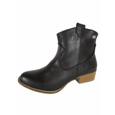 western ウェスタン シューズ ブーツ MTNG Mustang Womens 58412 Western Ankle Boots Shoes
