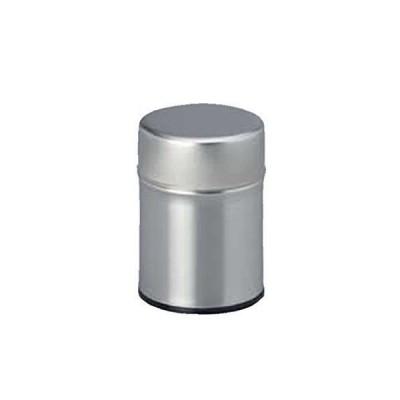 【茶筒・茶葉ストッカー】 【白缶 40g】【無地】 【内容量40g用 】