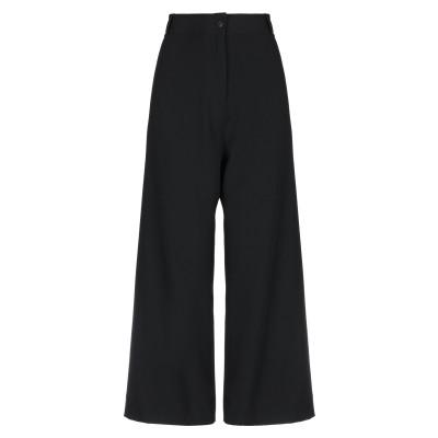 アリジ ALYSI パンツ ブラック 38 ポリエステル 64% / レーヨン 31% / ポリウレタン 5% パンツ