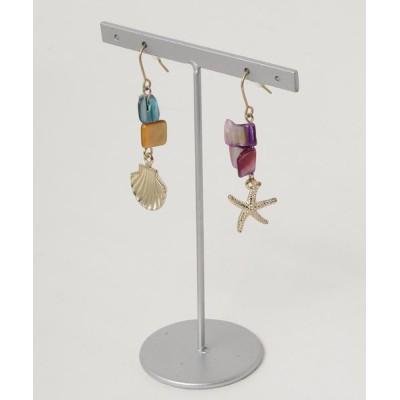 TONE / 【Lira jewelry】カラーシェルピアス WOMEN アクセサリー > ピアス(両耳用)