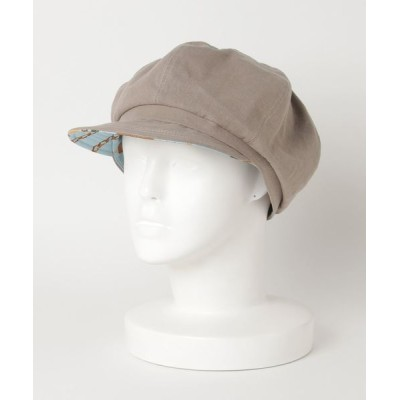 VARIOUS SHOP / Riversible casquette cap MEN 帽子 > キャスケット