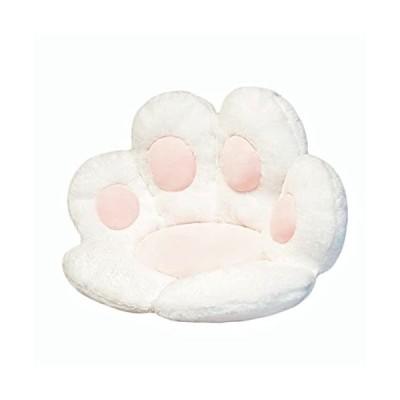 猫の肉球クッション かわいいクッション 猫の肉球の形 レイジースーザン クマの肉球 チェアクッション 暖かい フロアクッション レストランに適していま