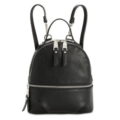 スティーブ マデン バックパック・リュックサック バッグ レディース Jacki Convertible Backpack Black/Silver