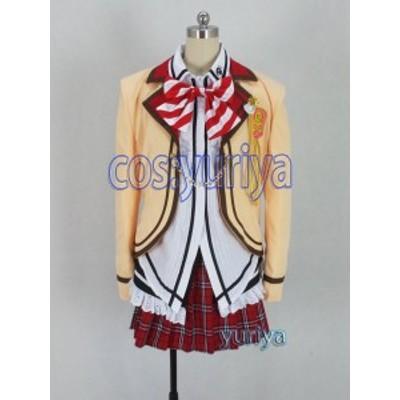 花咲ワークスプリング! 女子制服 コスプレ衣装