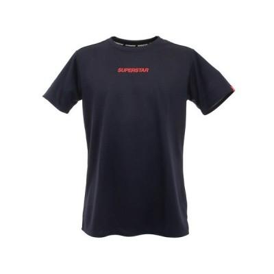 スーパースター(SUPERSTAR) プリント半袖Tシャツ 32JA9S1014 (メンズ)