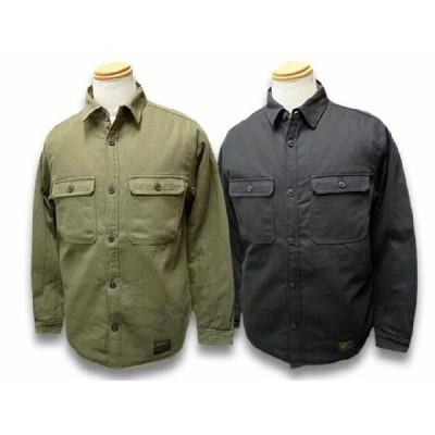全2色AT-DIRTY/アットダーティー2019AW「Quilting Shirts/キルティングシャツ」送料・代引き手数料無料対応(NO NAME/