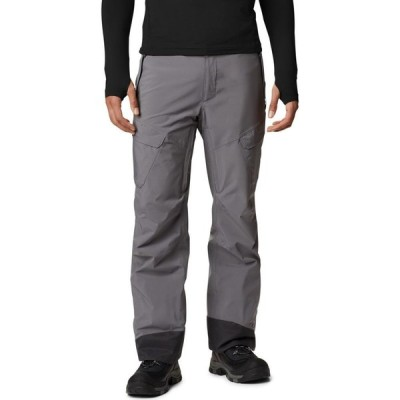 コロンビア Columbia メンズ スキー・スノーボード ボトムス・パンツ powder stash snowboard pants City Grey