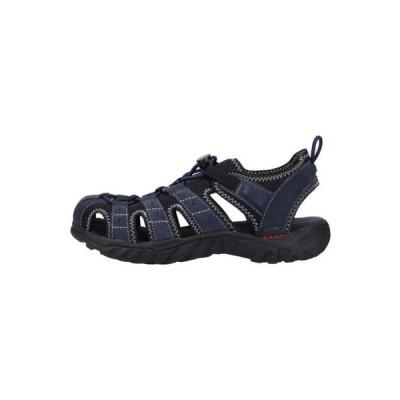 ドッカーズ メンズ 靴 シューズ Walking sandals - navy