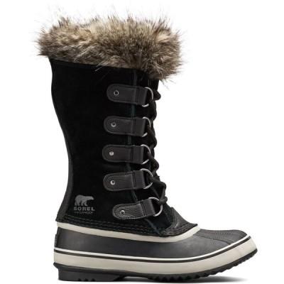 ソレル Sorel レディース ブーツ シューズ・靴 Joan Of Arctic Boots Quarry/Black