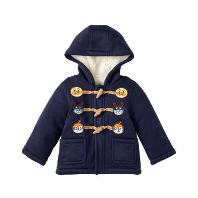 【アンパンマン】ダッフルコート(男の子 女の子 ベビー服 子供服) (ベスト)Kid's Vest
