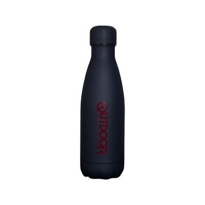 アウトドアプロダクツ ステンレス ボトル 保温保冷 水筒(直飲み) ネイビー ブルー 400ml 314-473