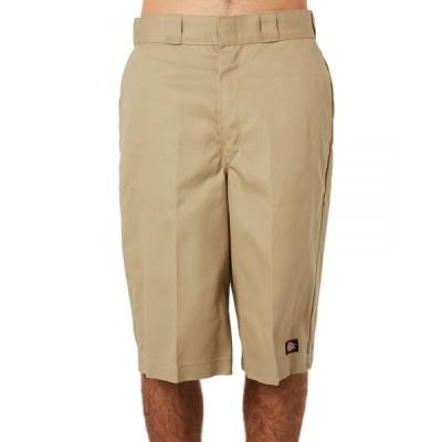 ディッキーズ Dickies メンズ ショートパンツ ボトムス・パンツ 13 Inch Multi Pocket Work Shorts Khaki