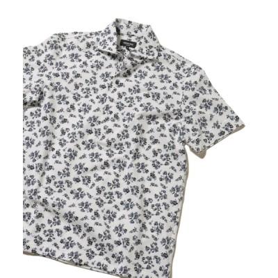MEN'S BIGI / ドライマスター フラワープリントポロシャツ MEN トップス > ポロシャツ