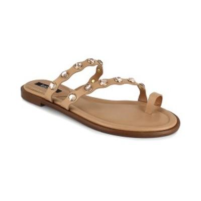 ケンジー レディース サンダル シューズ Women's Malka Slip-On Sandal Nude Rose Gold-Tone