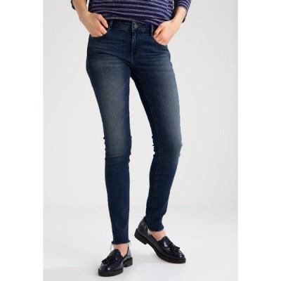 マビ デニムパンツ レディース ボトムス ADRIANA - Jeans Skinny Fit - fringe sunset