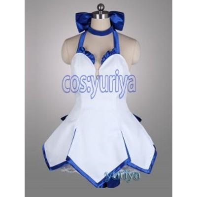 Fatestay night フェイト・ステイナイト セイバー Saberメイド服 コスプレ衣装