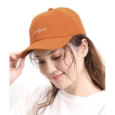 帽子 キャップ ツイルロゴキャップ