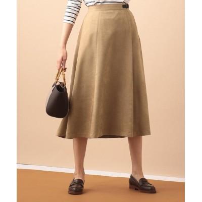 J.PRESS ディアーナスエード スカート