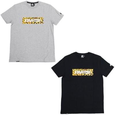 Tシャツ メンズ ブランド メンズ 半袖 レディース スターターブラックレーベル STARTER BLACK LABEL JEFF PRINT TEE 2色 OOO