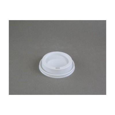 紙コップ蓋 トーカン SMP-260E-F ドリンキングリッド 白 50個